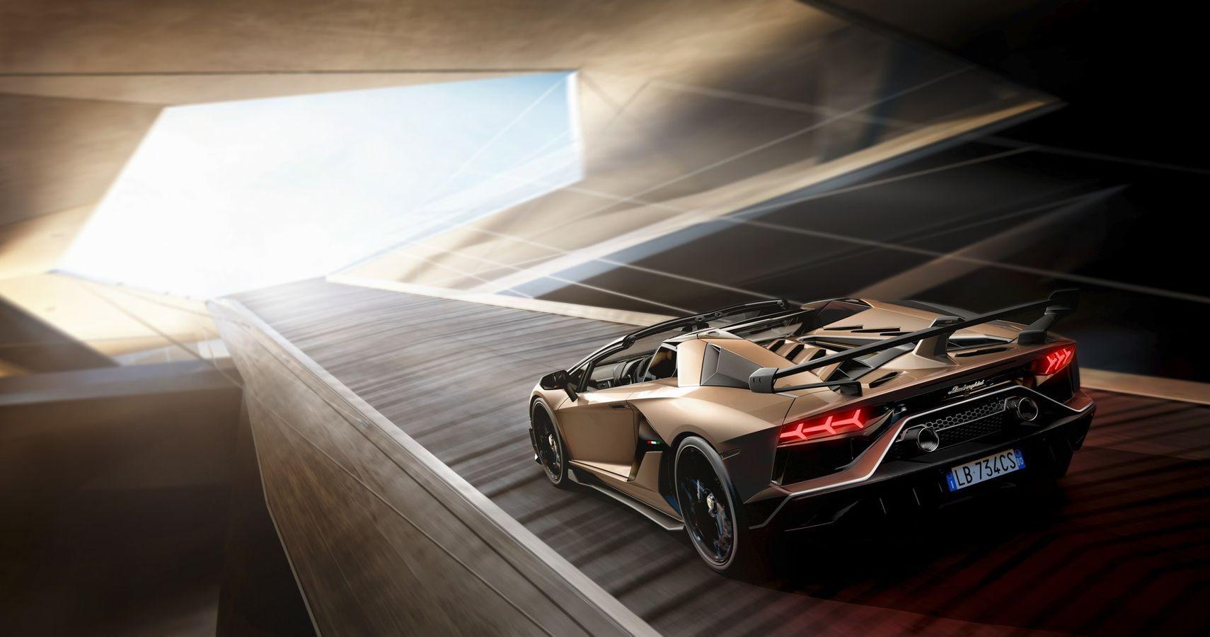What We Know So Far About The Next-Gen Lamborghini Aventador