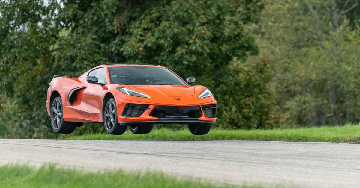 5 Reasons Why The C8 Corvette Is The Best Vette Ever (5 Reasons Why We Still Wouldn't Buy One)