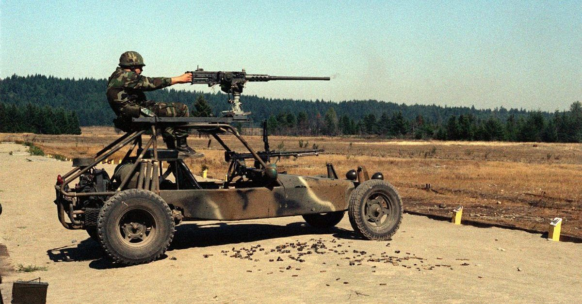 10 Awesome Military Vehicles We'd Love To Own | HotCars