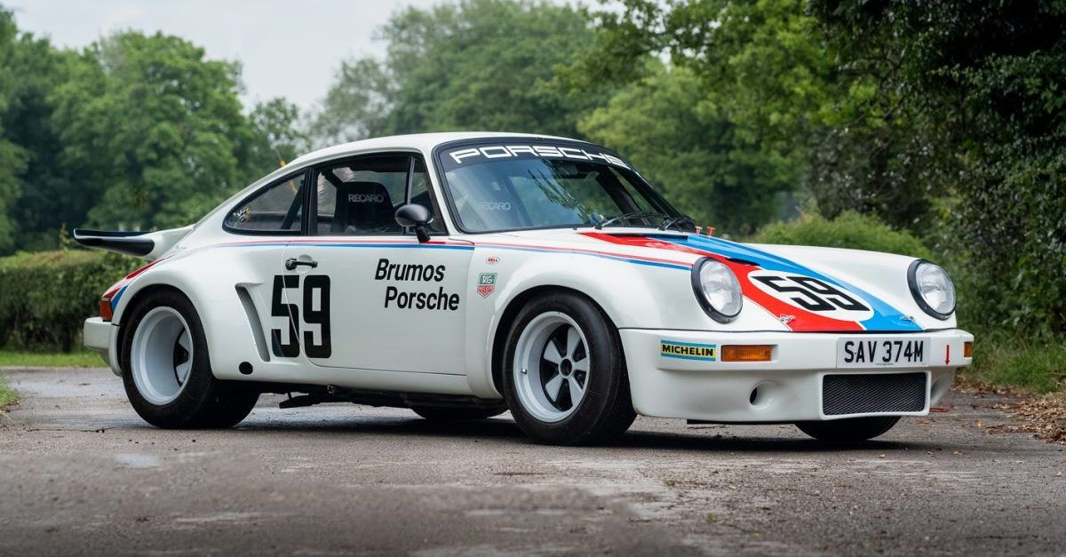 These Are The Rarest Special Edition Porsches Ever Made