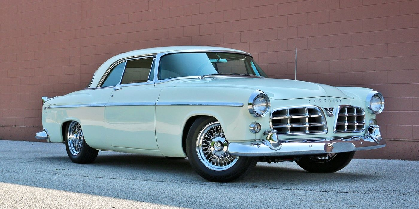We Can't Stop Staring At These Awesomely Modified Classic Chrysler 300s