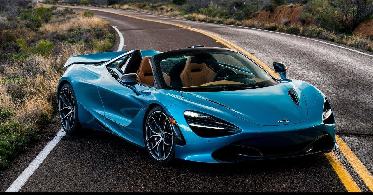 Here's What Made The McLaren 720S One Of The Best Supercars Of 2020