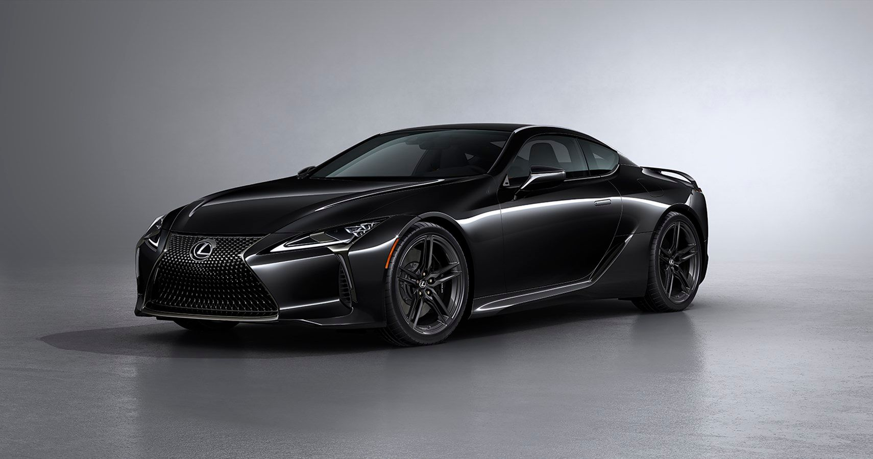 2021 Lexus LC 500 Gets Limited-Edition Inspiration Series