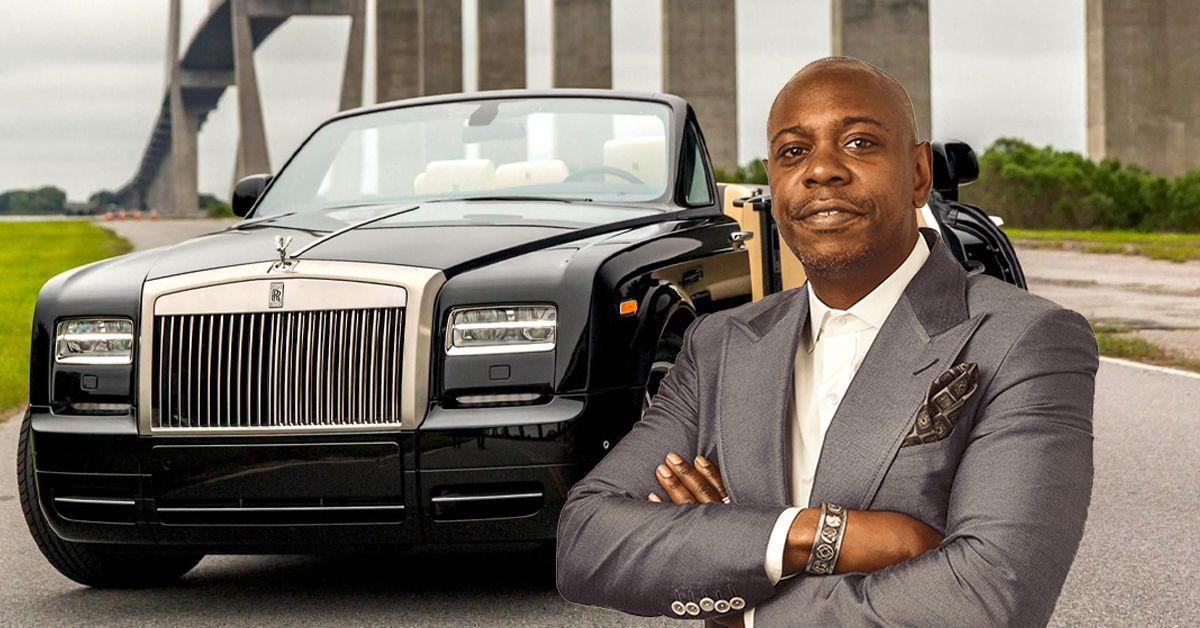 Here's What Dave Chapelle Drives
