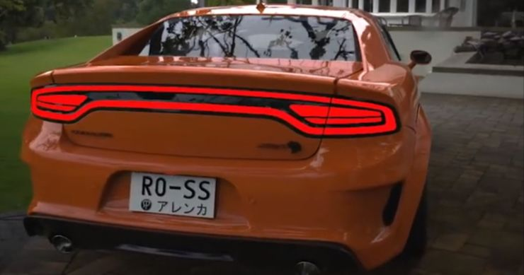 Image result for Dodge Charger Hellcat Coupe Pays Tribute To The Dukes Of Hazzard General Lee