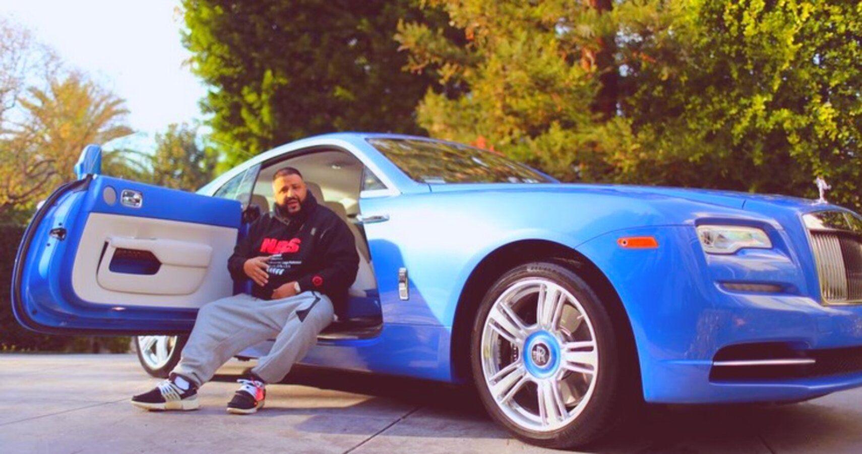 A Detailed Look At DJ Khaled's Rolls Royce Wraith | HotCars