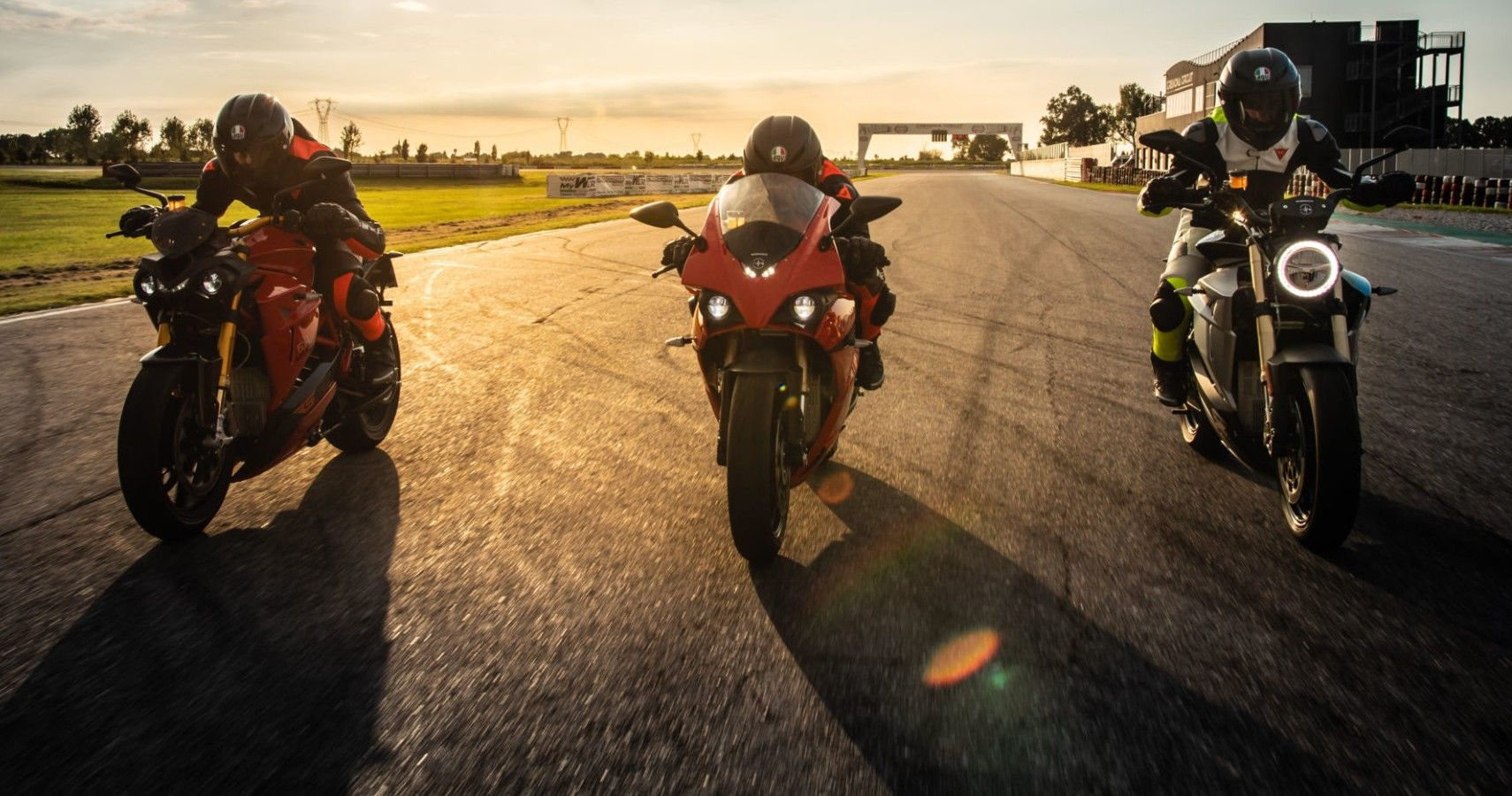Here's Everything We Know About Energica's Range Of Electric Motorcycles