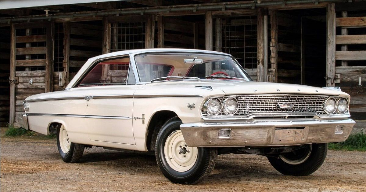 Here's How Much A Classic Ford Galaxie Is Worth Today | HotCars