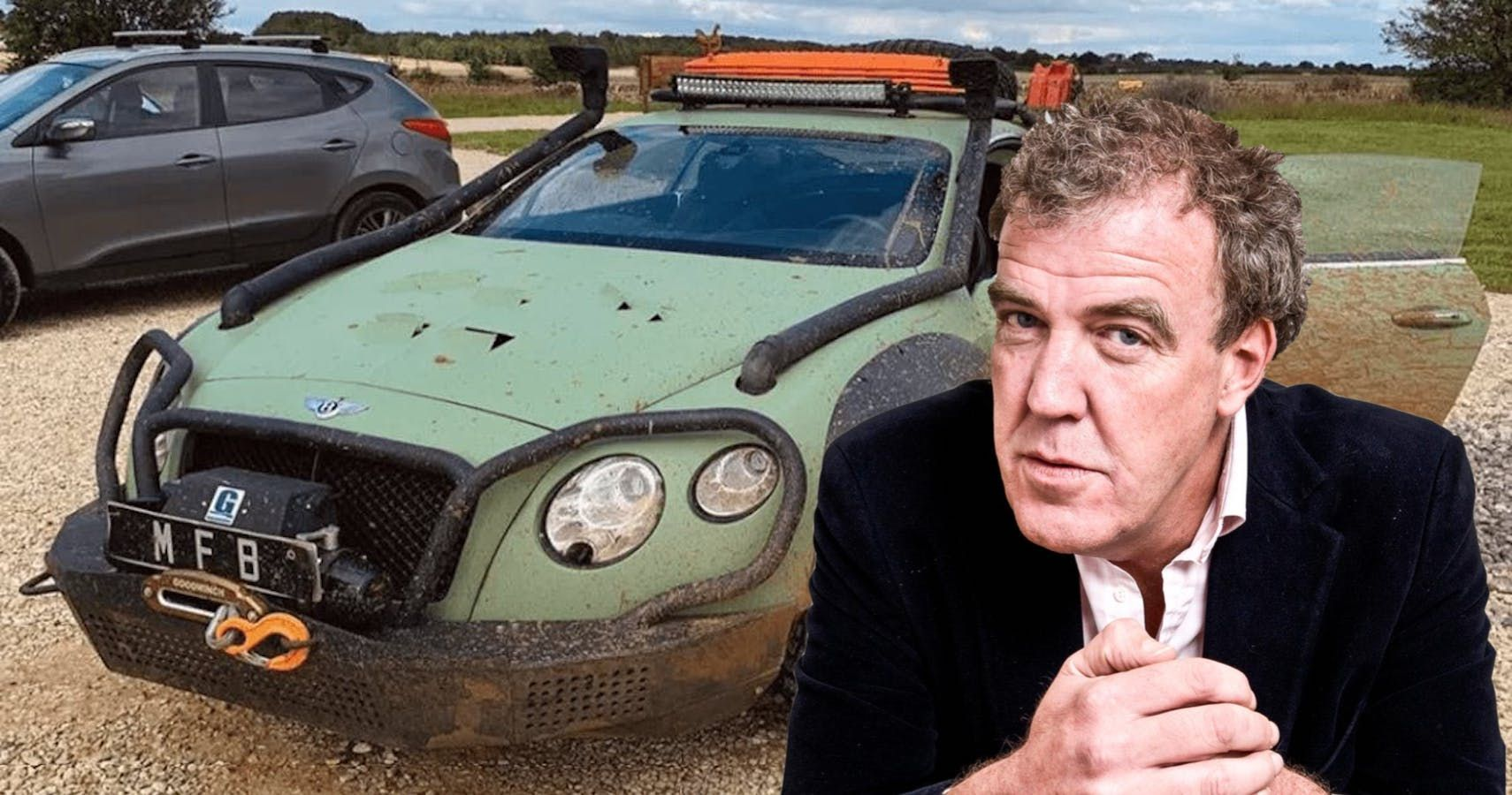 Here's What Happened To Jeremy Clarkson's Bentley From The Grand Tour Madagascar Special