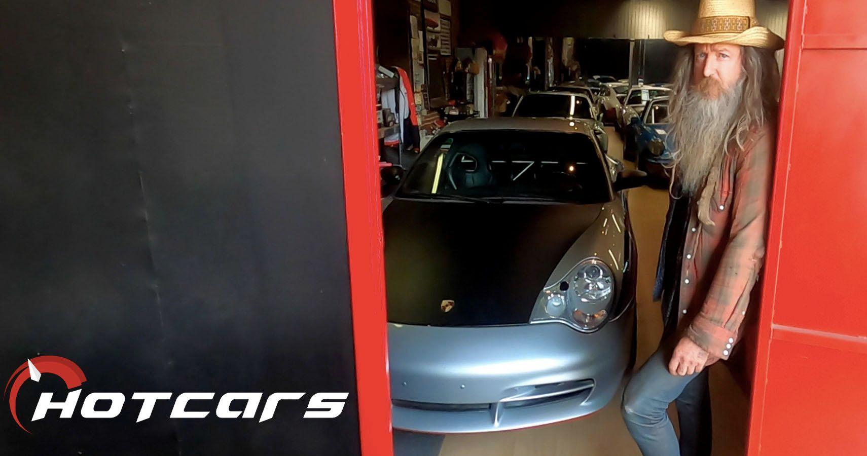 EXCLUSIVE: HotCars Checks Out Magnus Walker's Porsche 996 Collection