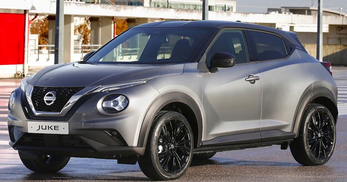 Here's What To Expect From The 2021 Nissan Juke Enigma ...