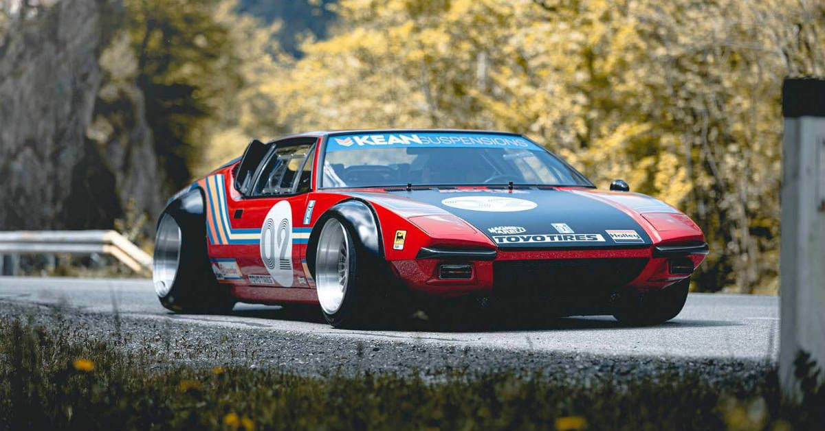 10 Things Everyone Forgot About The De Tomaso Pantera | HotCars