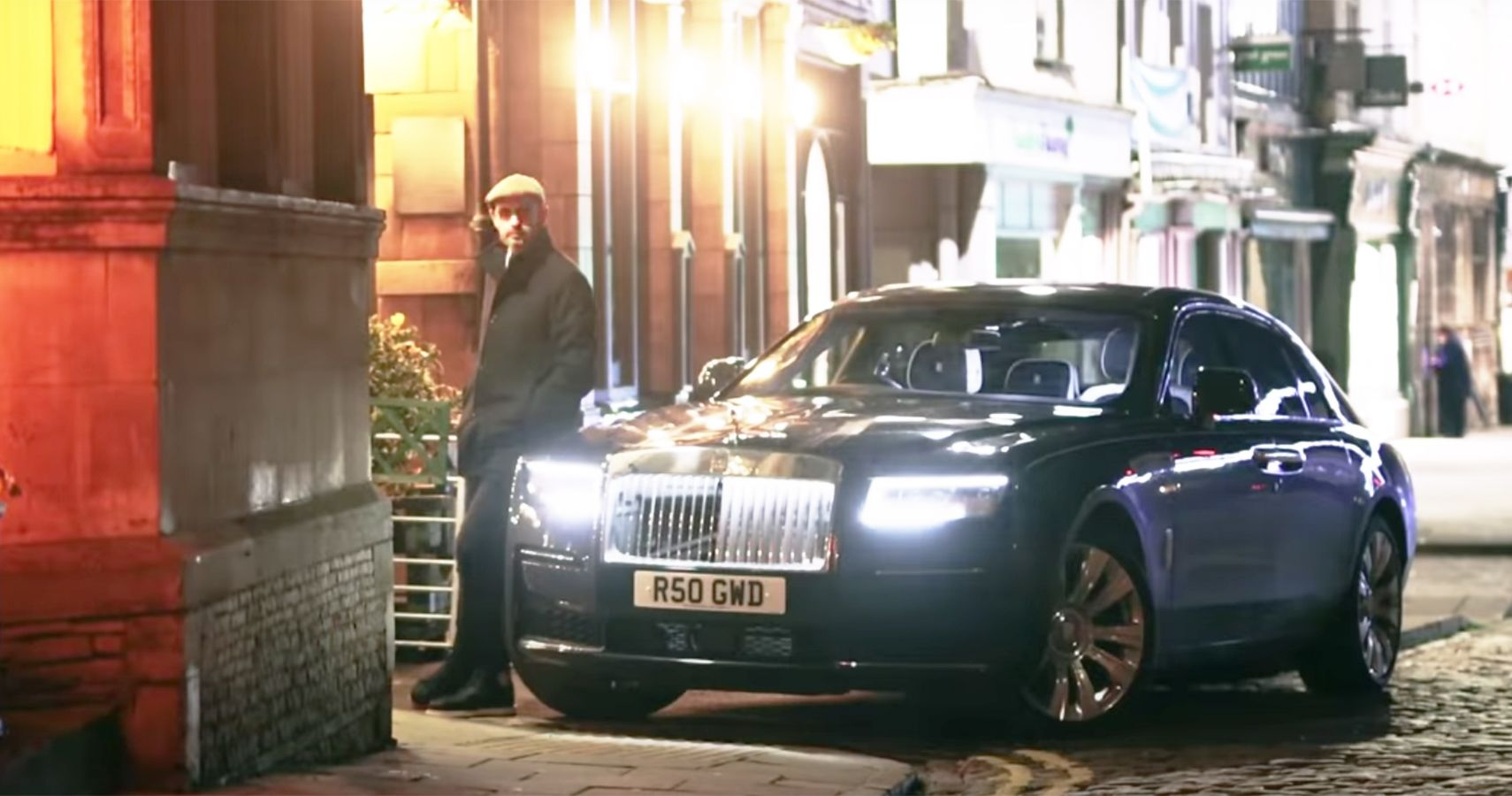 2021 Rolls-Royce Ghost Review Gets Surprise Visit From The Ghost Of Christmas Past