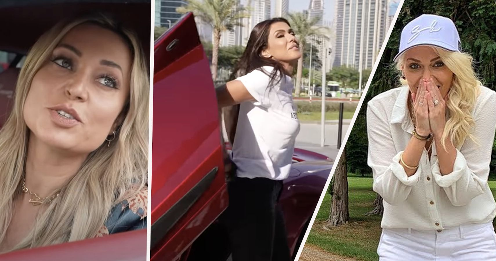 Women Supercar Owners Show Off Their Cars (And Abs) For Supercar Blondie
