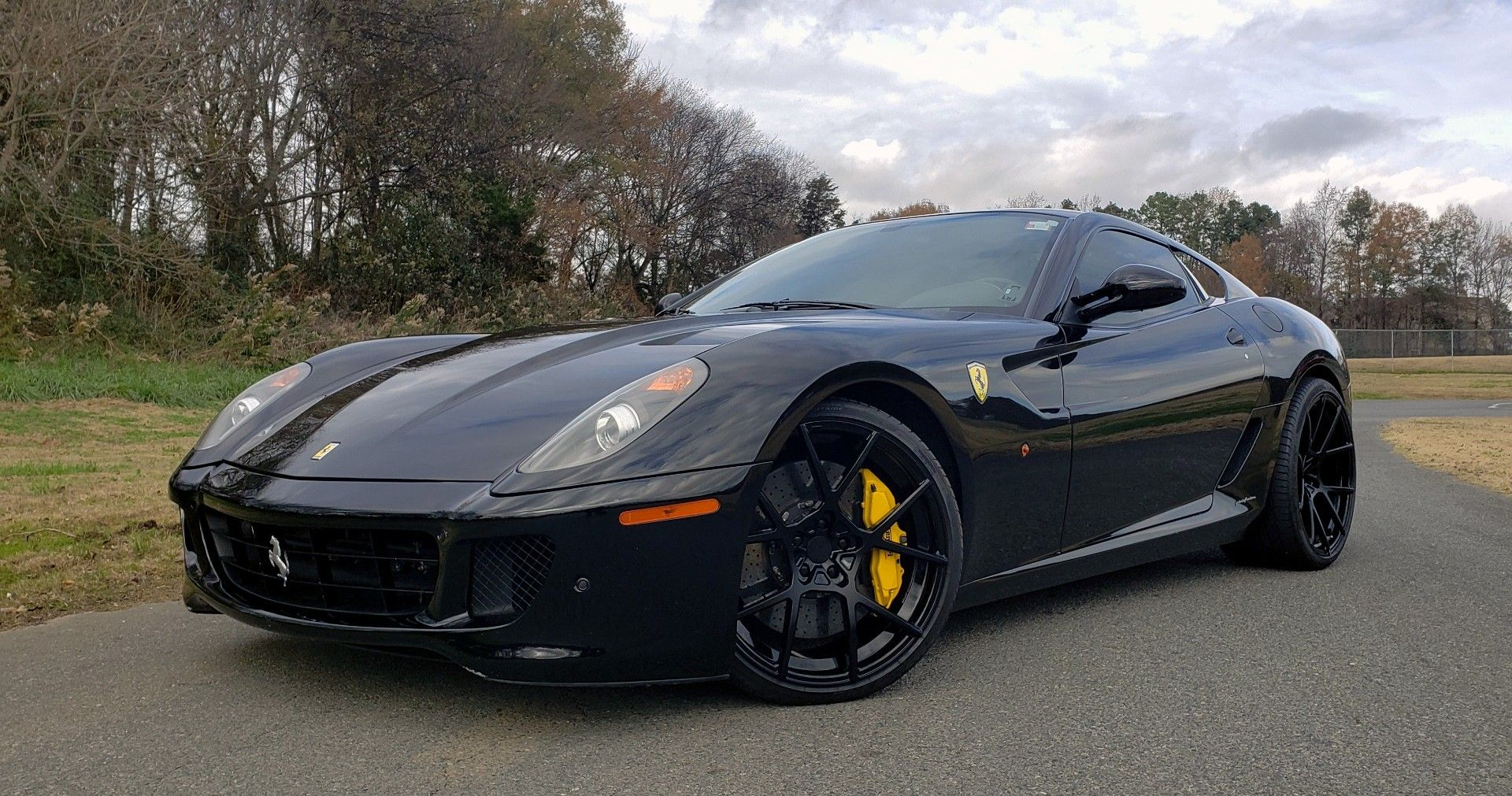 Here's How Much A Ferrari 599 Is Worth Today | HotCars