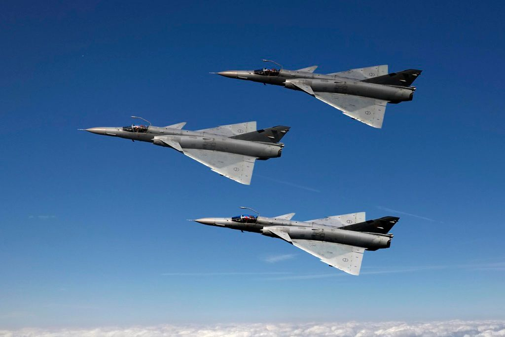 10 Of The Most Badass Fighter Jets You Probably Didn't Know Exist