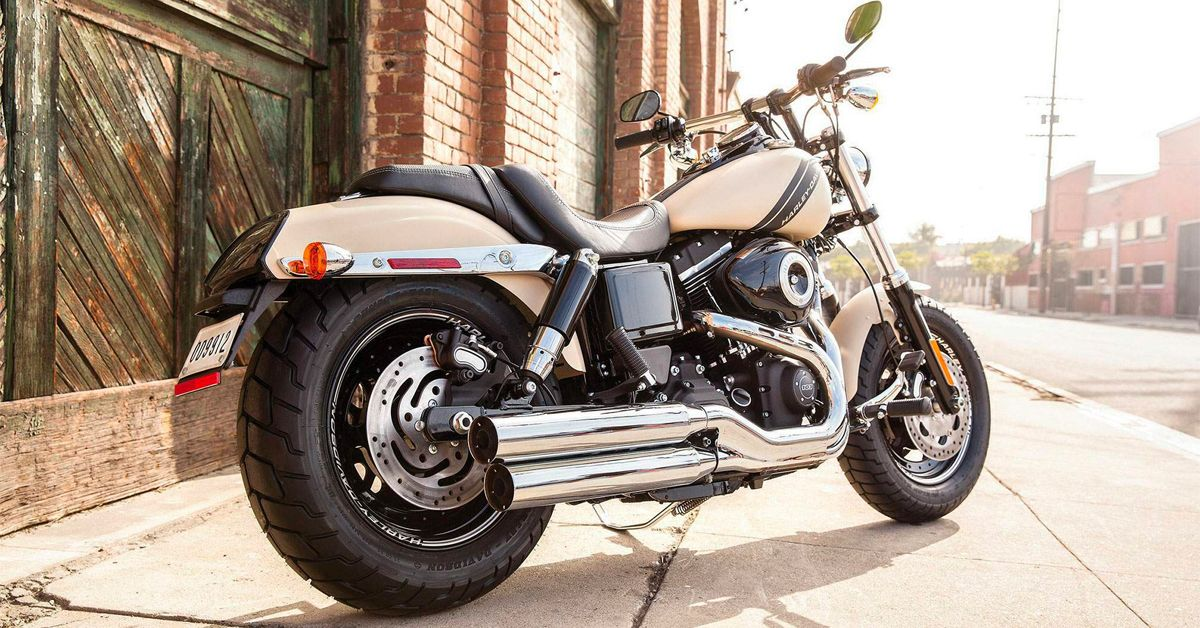 Harley-Davidson Dyna Fat Bob: Costs, Facts, And Figures | HotCars