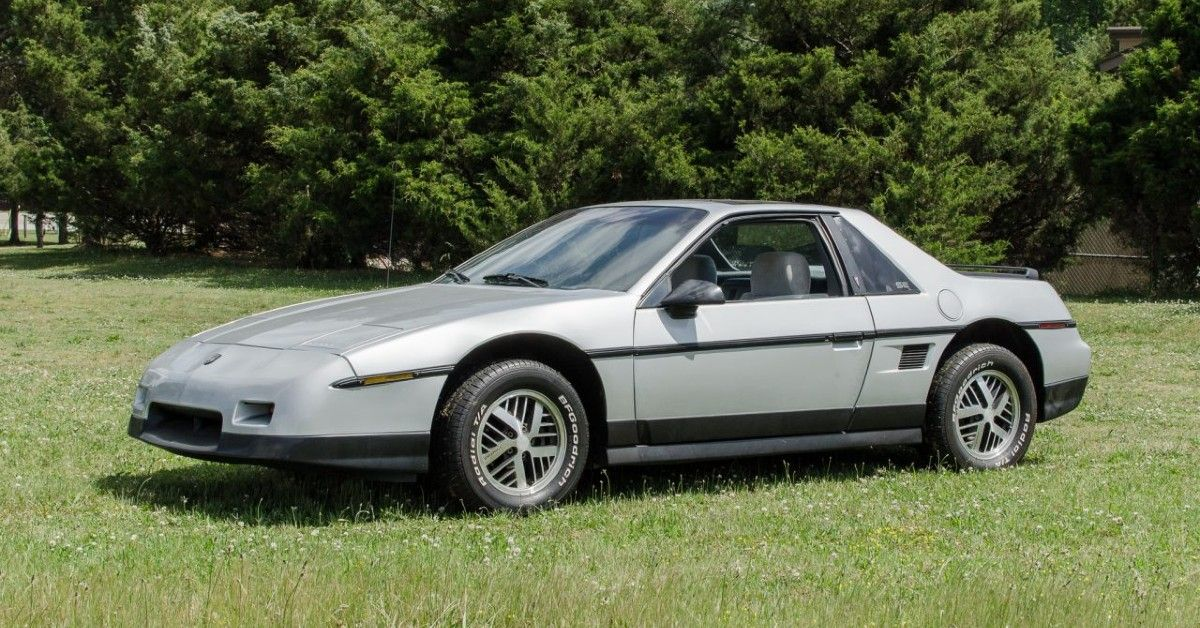 Here's Why The Pontiac Fiero Was Discontinued