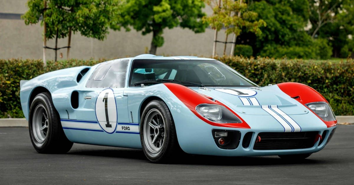 These Road Cars Actually Started Out As Race Cars | HotCars
