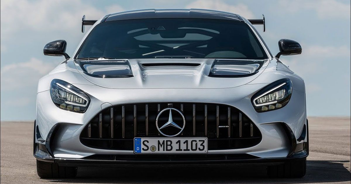 2021 Mercedes AMG GT: Cost, Facts, And Figures   HotCars