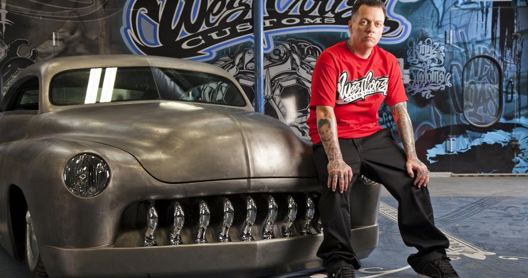 Here's What Ryan Friedlinghaus From West Coast Customs Is Up To Now