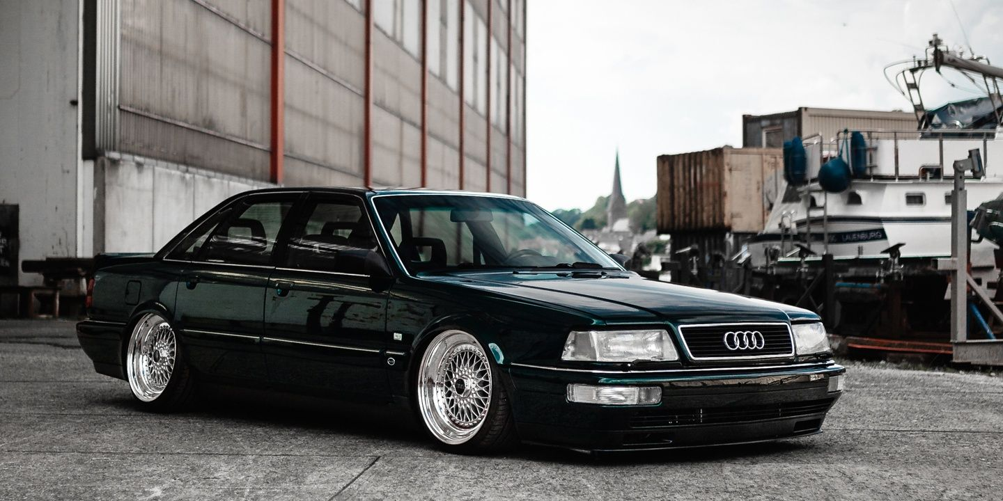 Ranking The 10 Greatest Audis Ever Made | HotCars