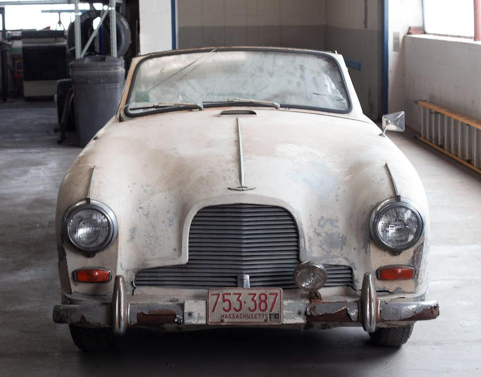 Lost, Forgotten, And Now Worth A Fortune: These Are The Greatest Barn Finds Of All Time
