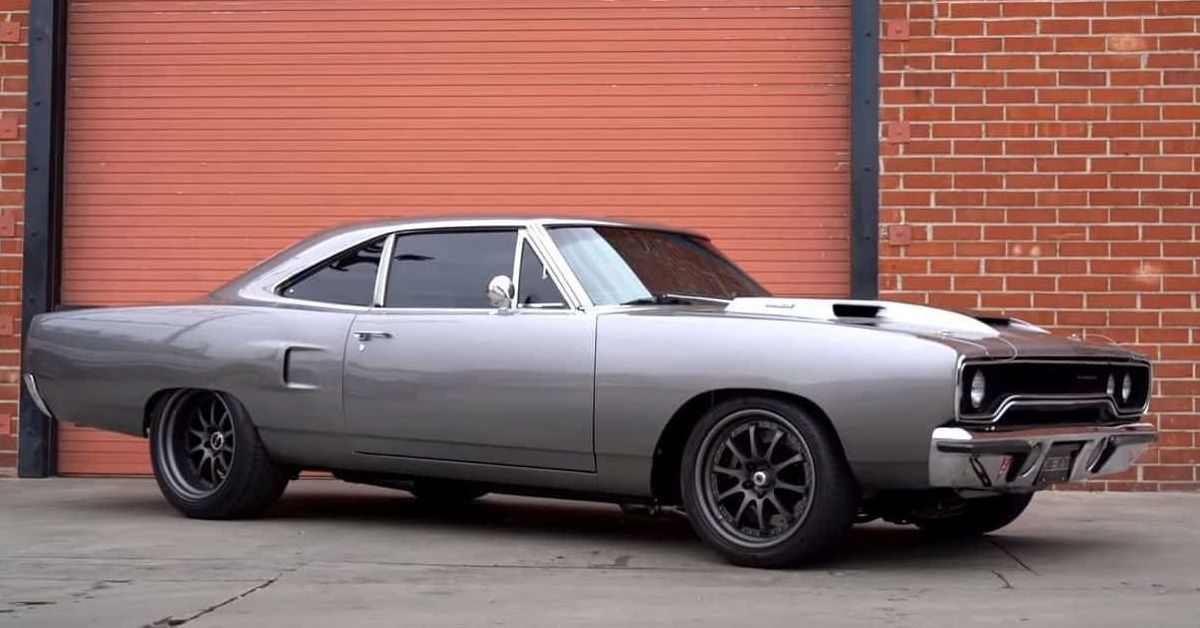 Here's Where The Plymouth Roadrunner From Fast And Furious Is Today