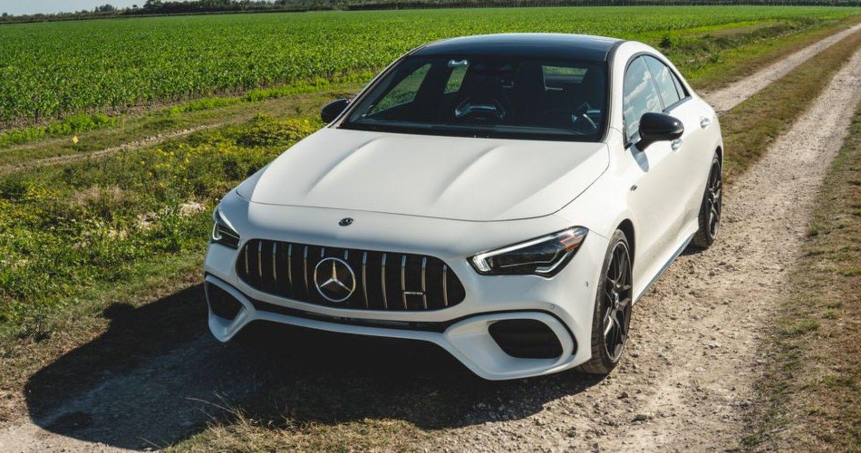 2020 Mercedes-AMG CLA 45 4Matic+ Review: A True AMG Pocket Rocket