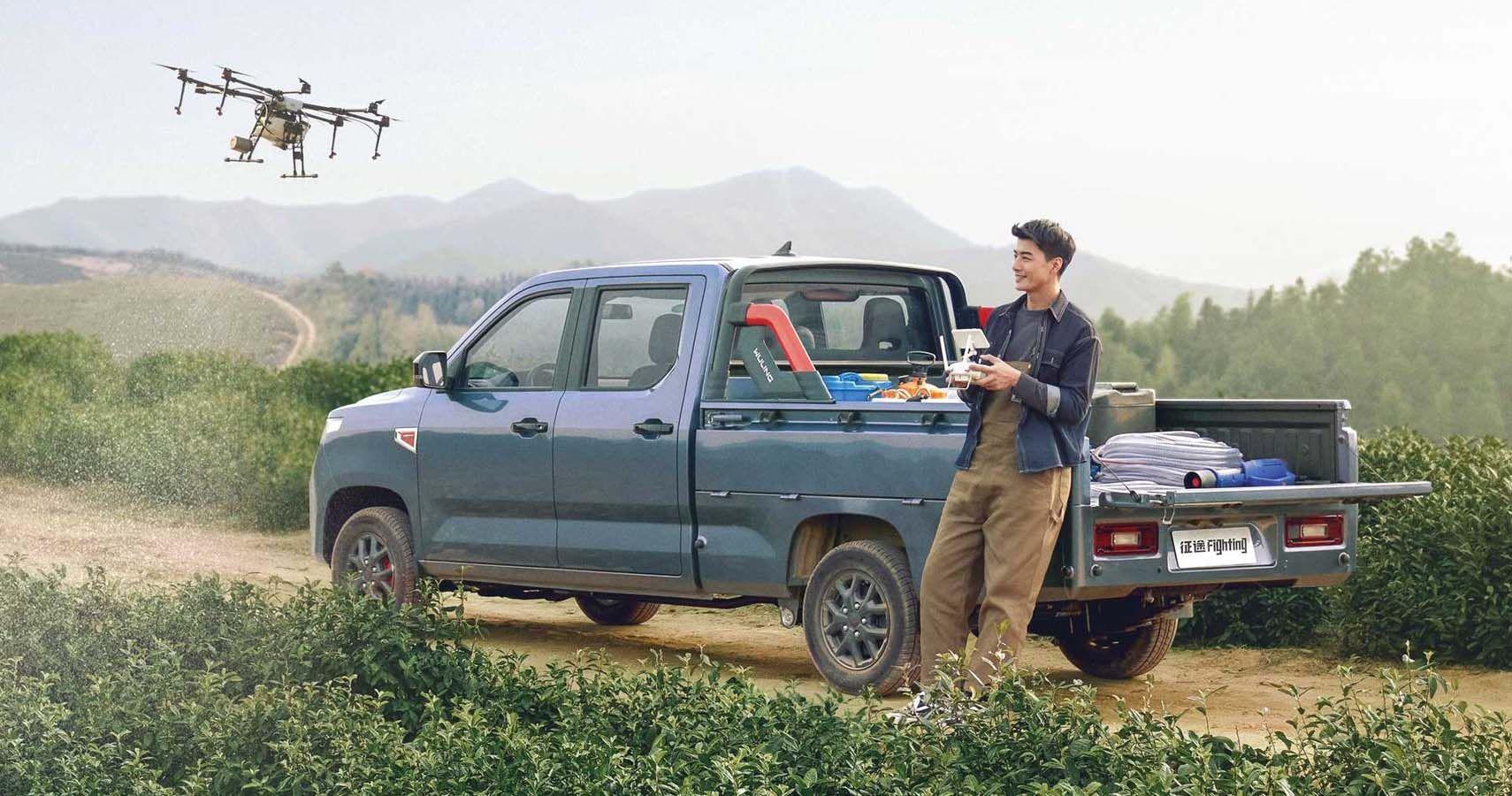 GM Brings The $9K Wuling Zhengtu To China | HotCars