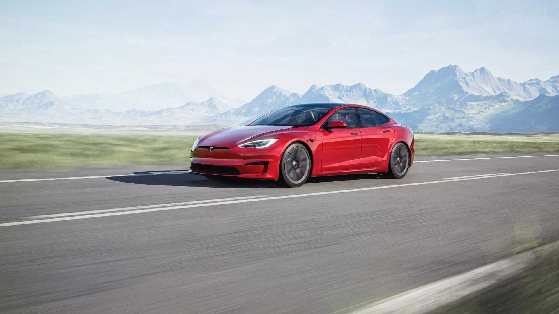 Well Plaid Tesla: This Is How The Model S Will Become The World's Fastest Production Car