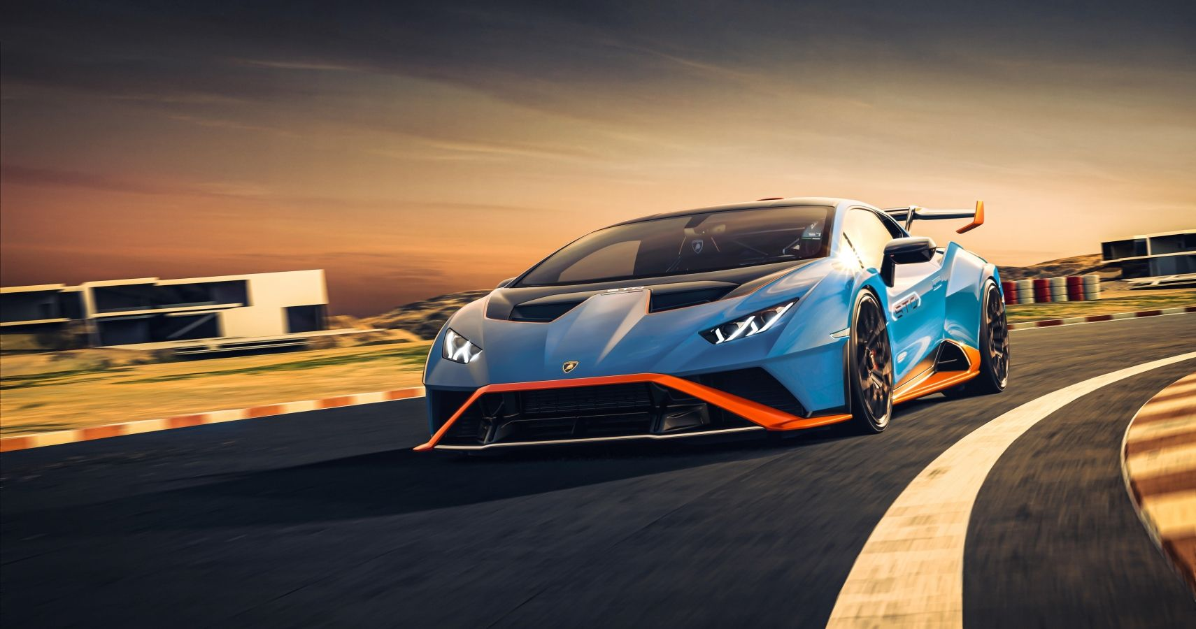 Lamborghini Is Less Concerned With Acceleration And Top Speed, Shifts Focus To Handling