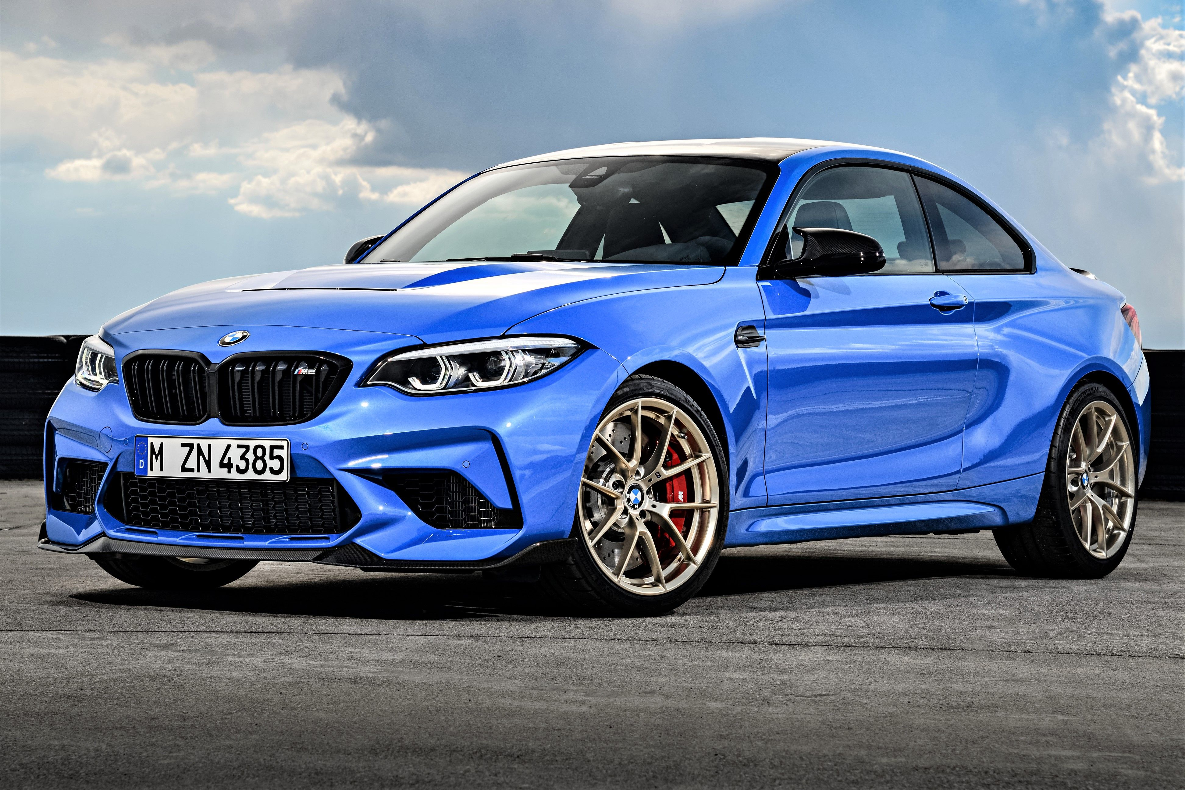 Here Are The Coolest German Coupes Ever (And A British One That Beats Them All)