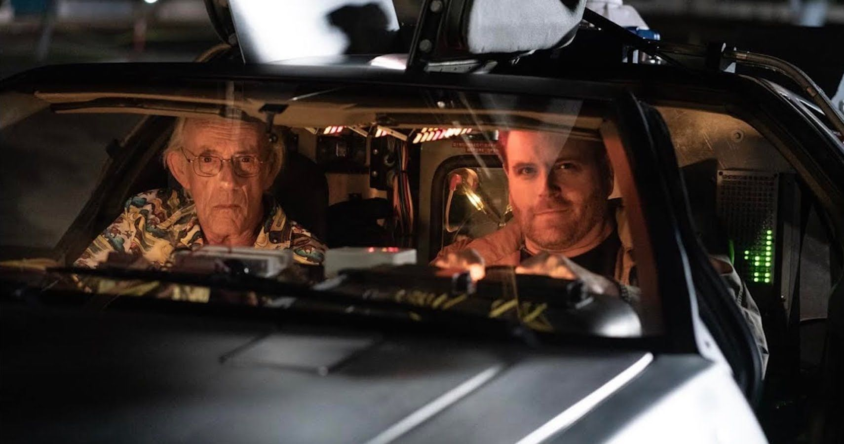Back To The Future's DeLorean To Star In Its Own Discovery Plus Series
