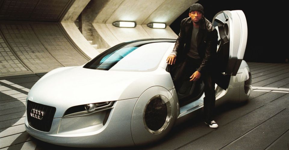 Remembering The Futuristic Audi RSQ From I-Robot