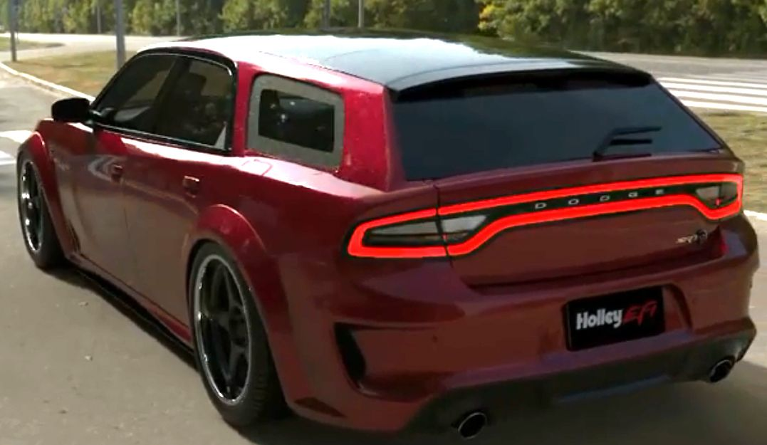 Here's What The Dodge Magnum Might Look Like If It Returned In 2021