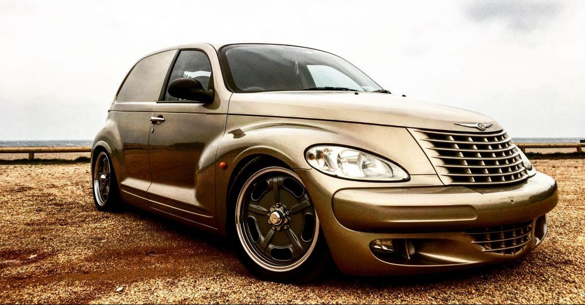 5 Modified PT Cruisers That Look Surprisingly Good (5 Modified Chevy HHRs We'd Rather Own)