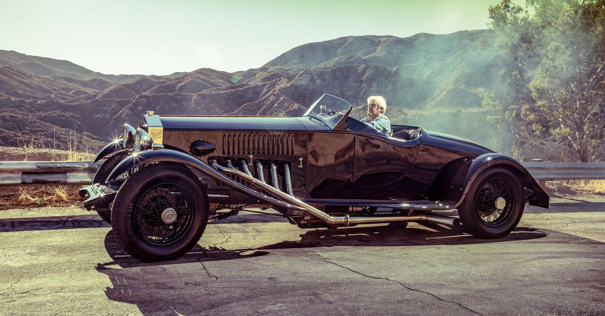 Check Out This Rolls Royce Merlin From Jay Leno's Garage