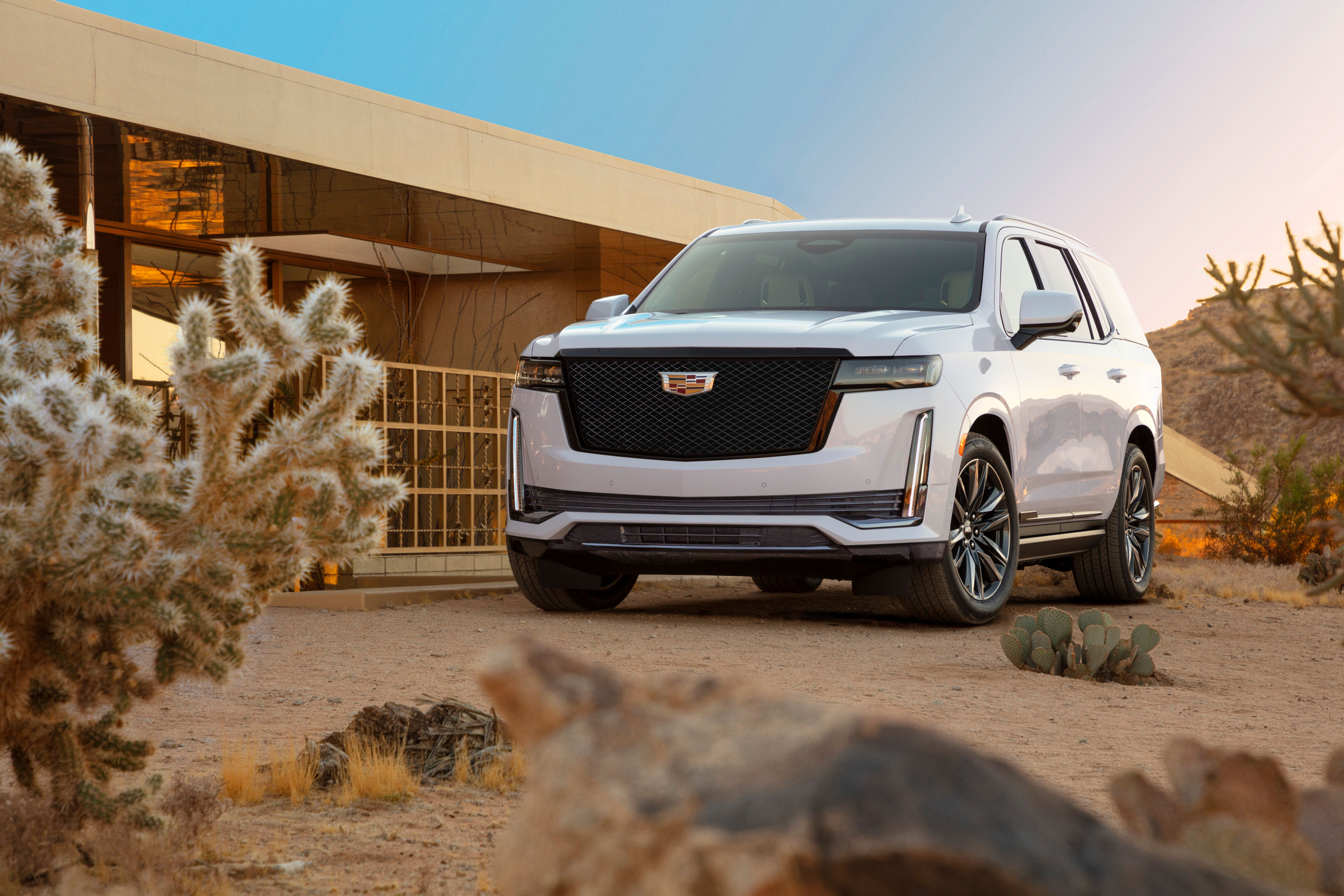 10 Features That Make The 2021 Cadillac Escalade The Greatest Yet