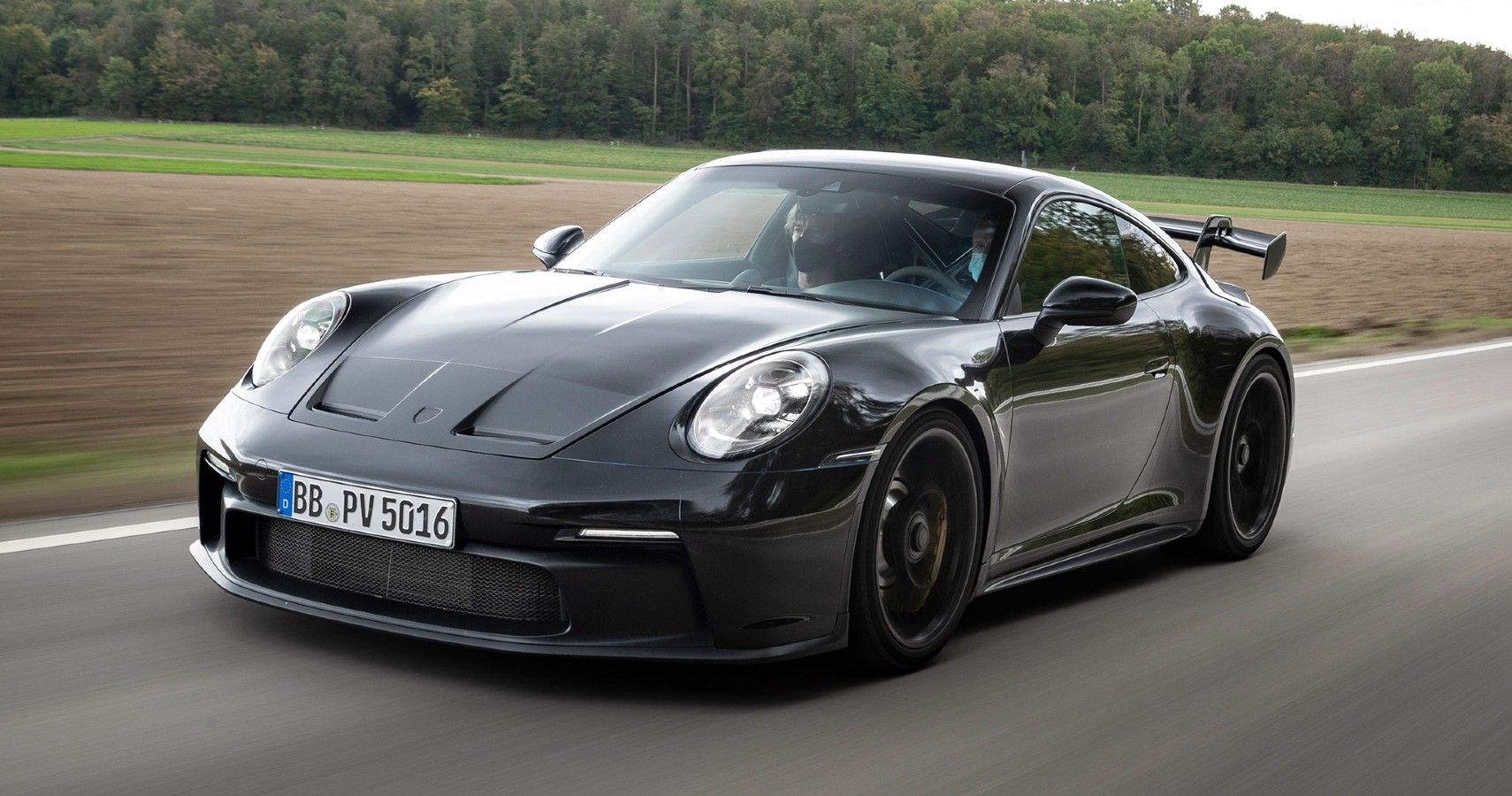 Here's What We Expect From The 2022 Porsche GT3 RS | HotCars