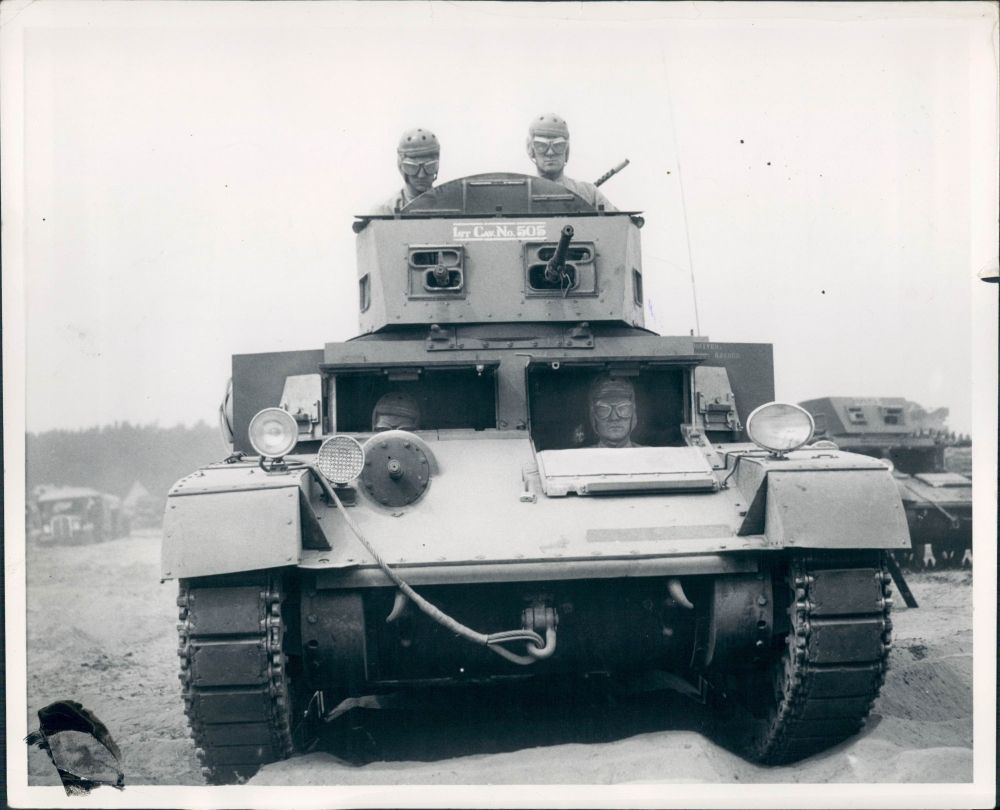 These Interwar Tank Designs Have Us Scratching Our Heads