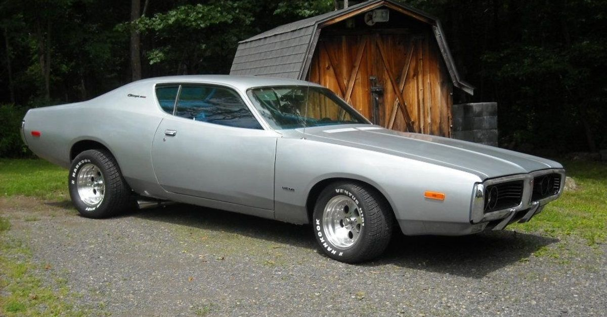 We'd Love To Own A '72 Dodge Charger Rallye: Here's Why