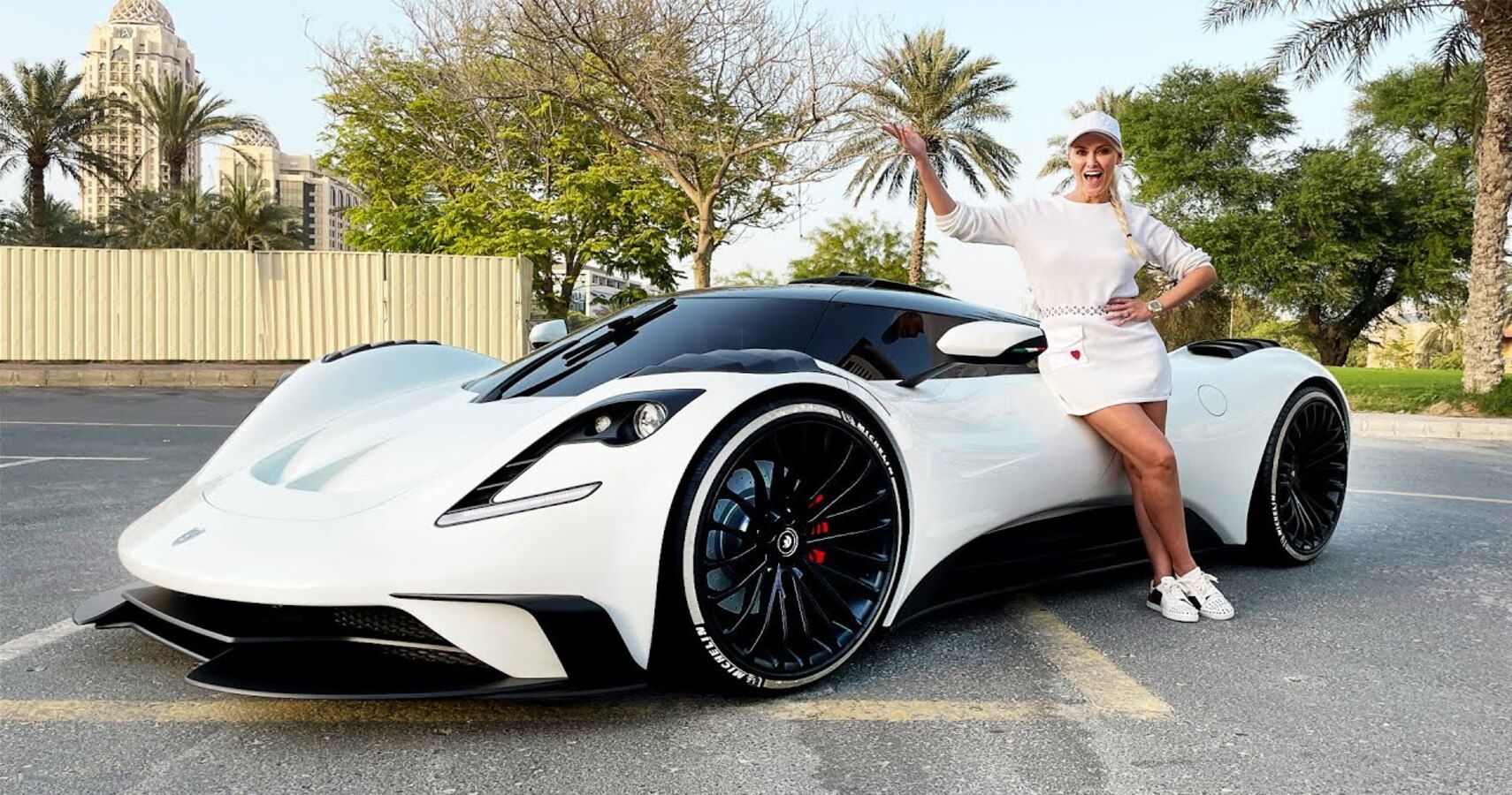 Supercar Blondie Bought The First Ares Design S1 Hypercar