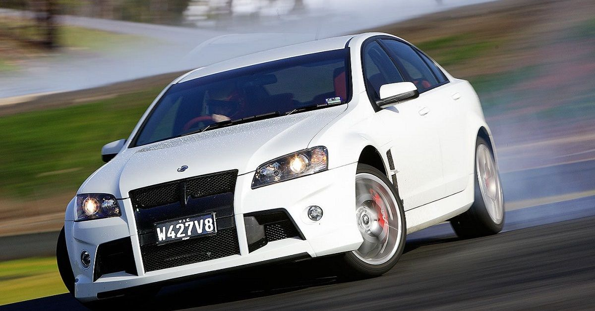 This Is How Much The HSV W427 Costs In 2021 | HotCars