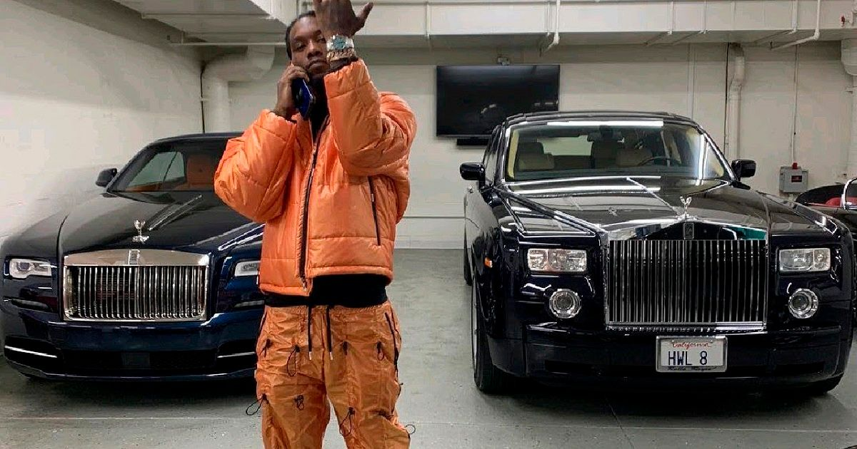 Here's What Migos Rapper Offset Drives | HotCars