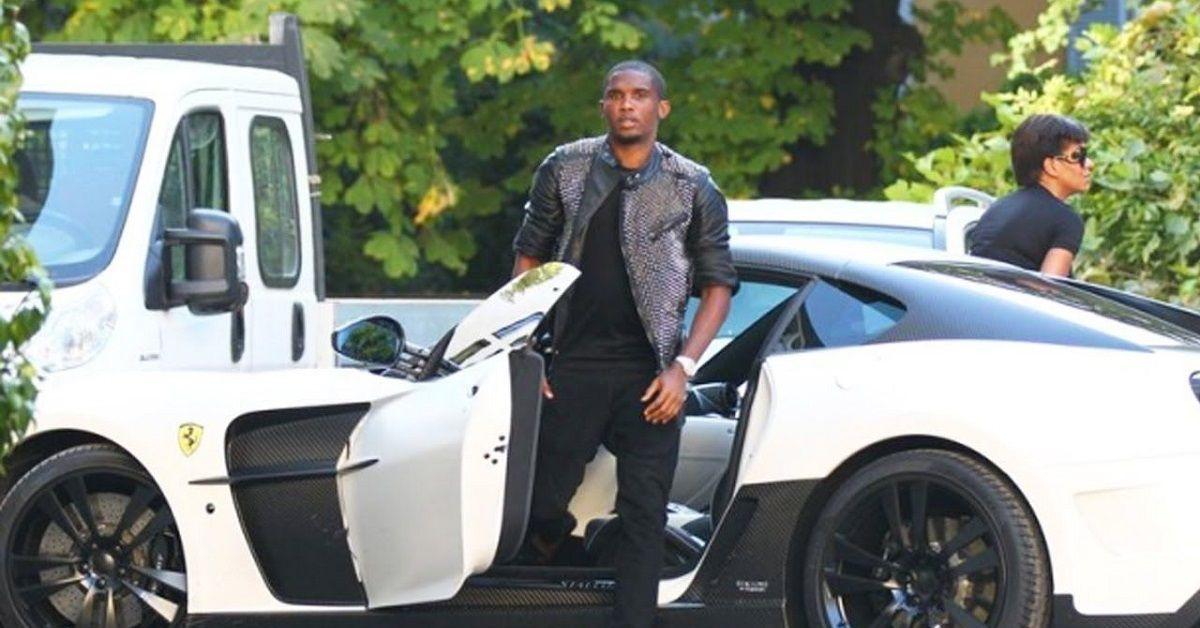 Here's What Soccer Legend Samuel Eto'o Drives | HotCars