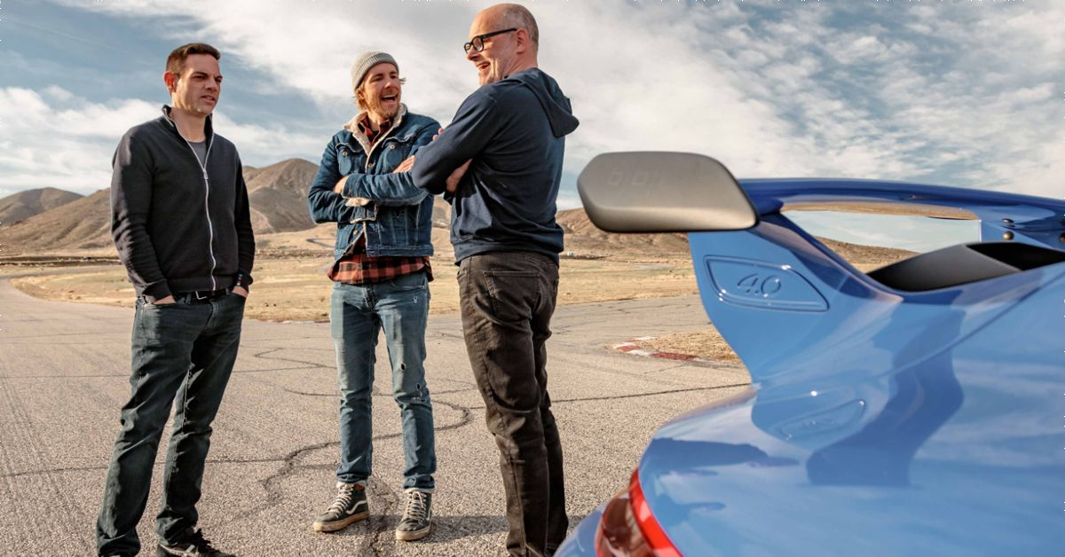 Here's What We Expect From The New Season Of Top Gear America