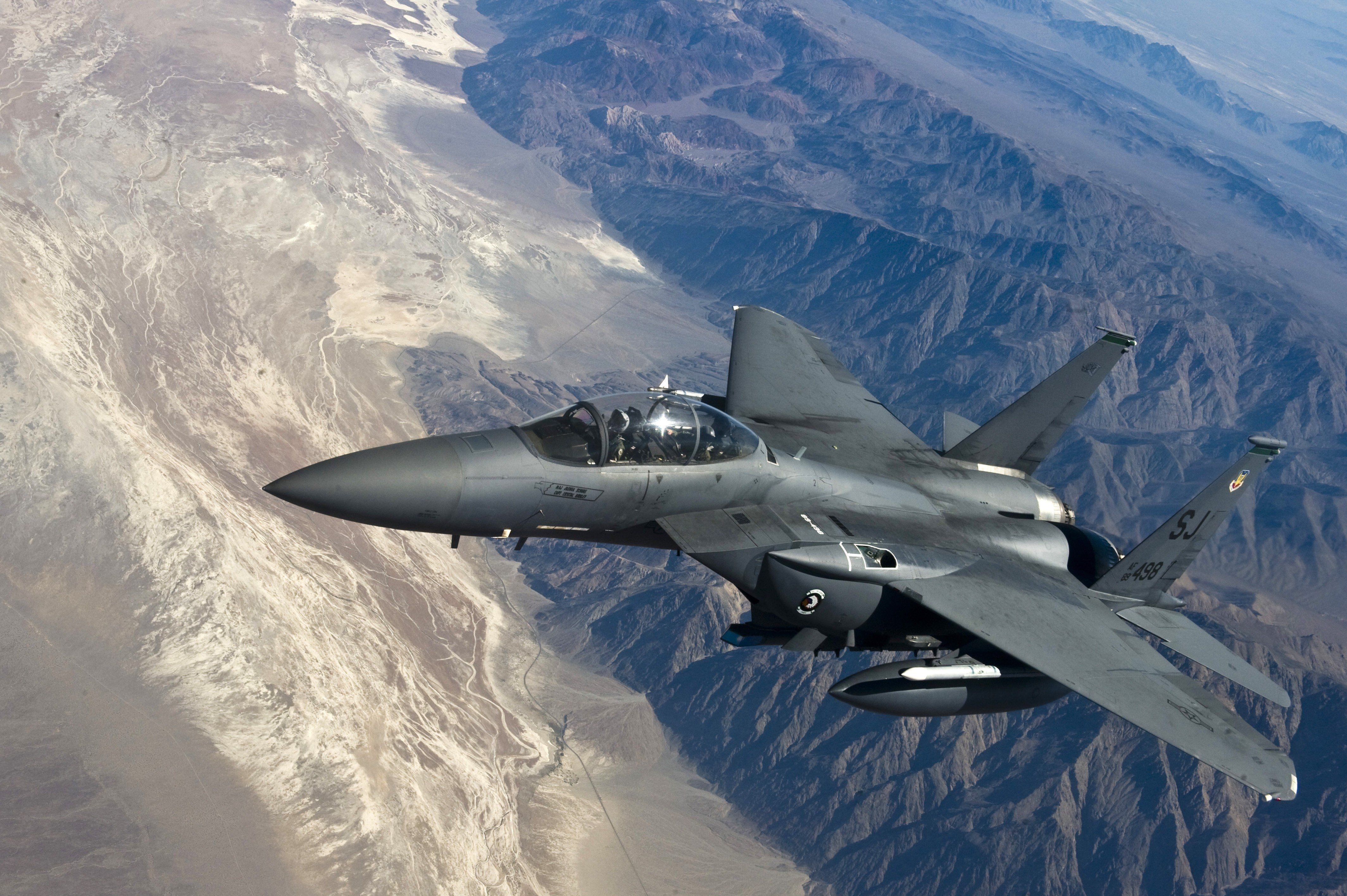 A Detailed Look At The U S Air Force S New F 15ex Fighter Jet