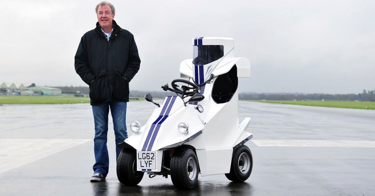That Time Top Gear Tried Out The Smallest Car In The World
