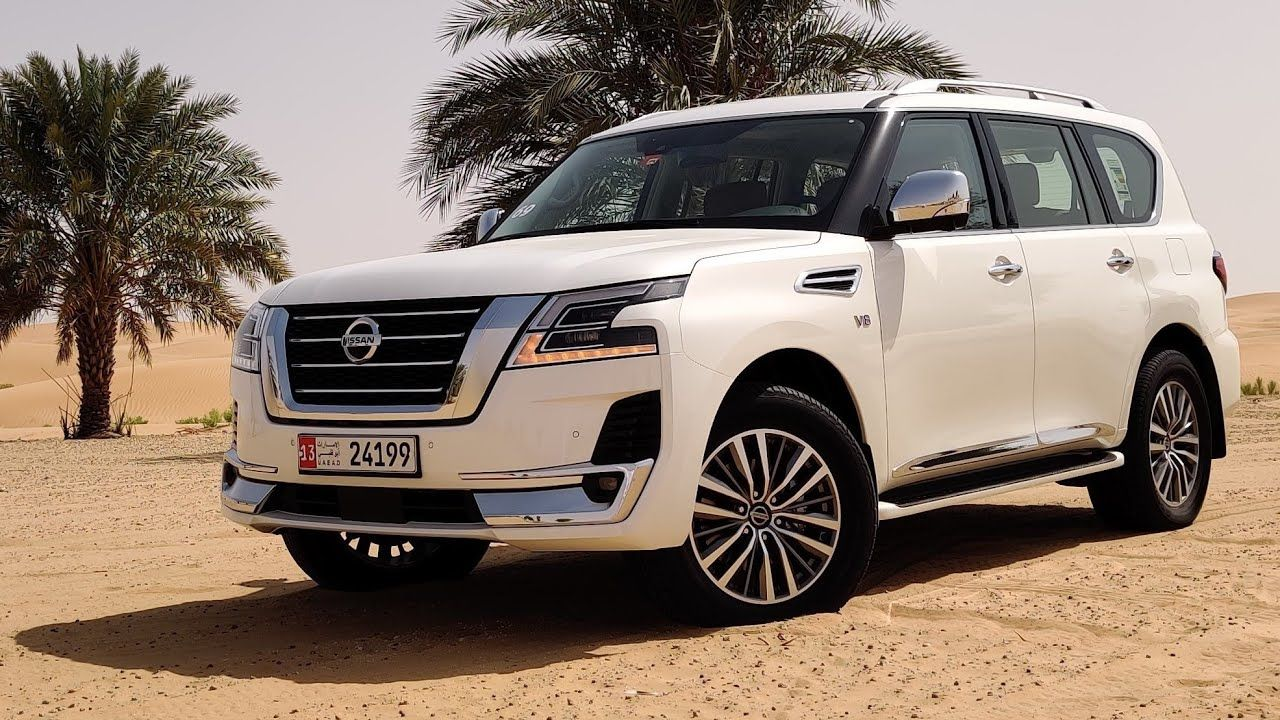 Here's What Makes The Nissan Patrol So Awesome